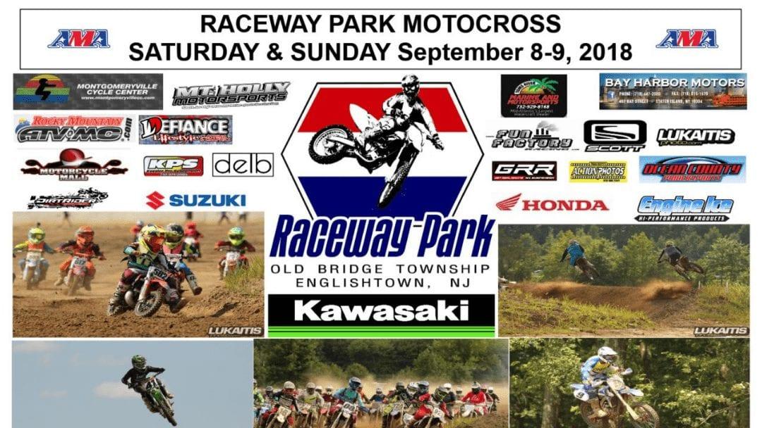 Raceway Park Weekend Schedule – September 8-9