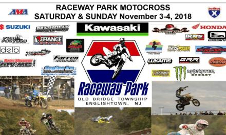 Raceway Park Results 11/4/18