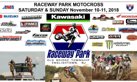 Raceway Park Weekend Schedule – November 10 & 11, 2018