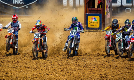 NBC Sports Gold Breaks New Ground with Exclusive Package Combining AMA Pro Motocross and Supercross Championship