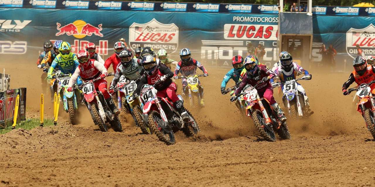 Tickets Now Available for the 2019 Lucas Oil Pro Motocross Championship
