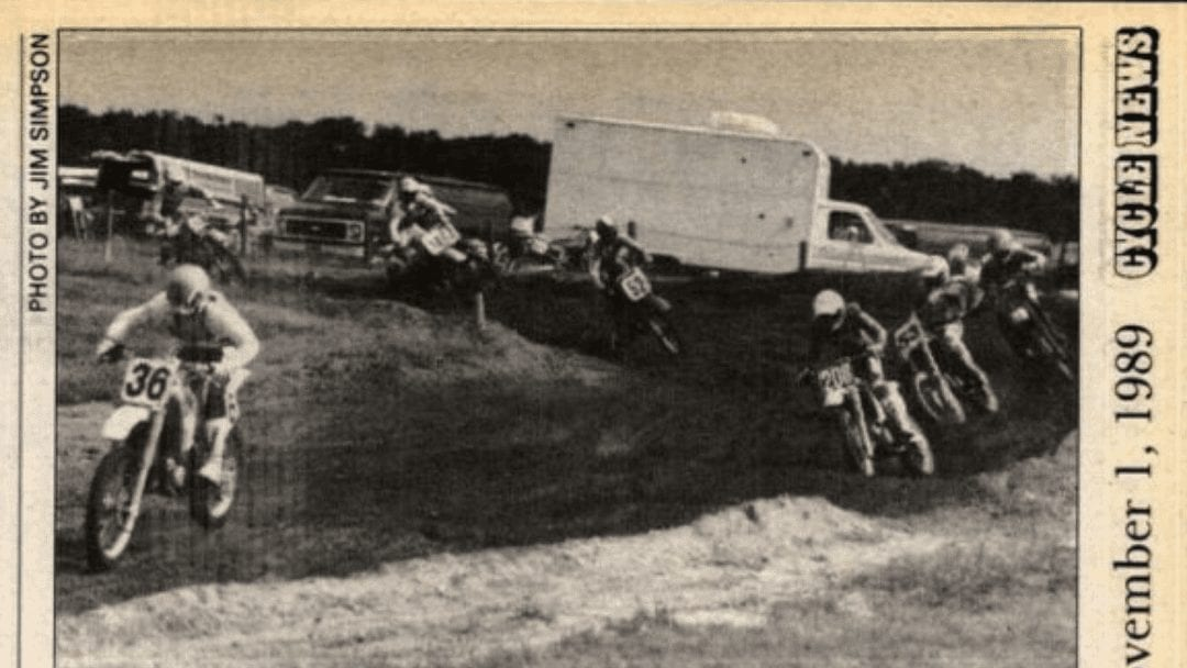 Raceway Park Results from 10/1/89
