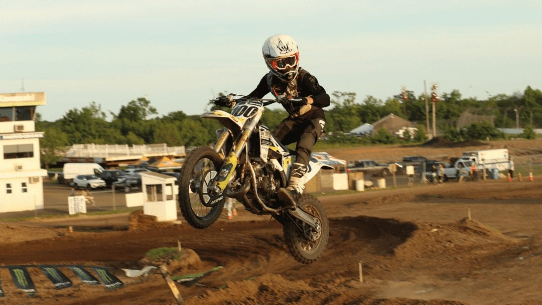 Raceway Park Youth and Pit Bike Photos from 6/8/19