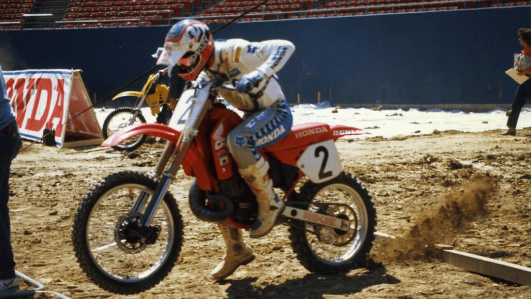 Supercross Flashback – Meadowlands 1988