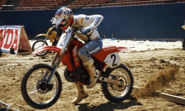 Supercross Flashback – Meadowlands 1988