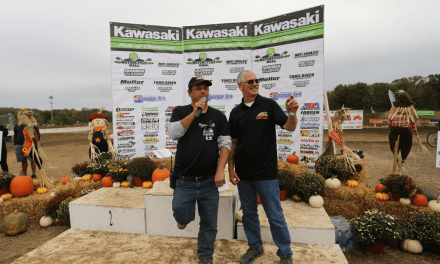 Toms River Kawasaki named a top 15 Kawasaki dealer for 2019