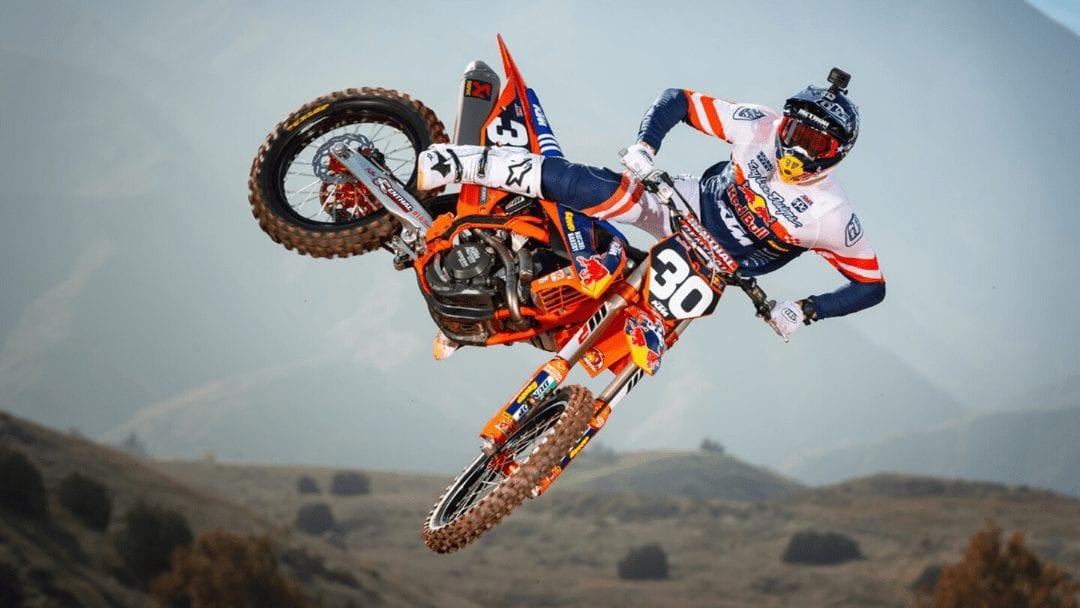 Brandon Hartranft Article on Red Bull.com