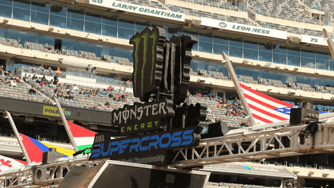 2020 SUPERCROSS SEASON POSTPONED