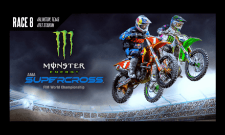 THIS WEEK IN SUPERCROSS – ARLINGTON SX