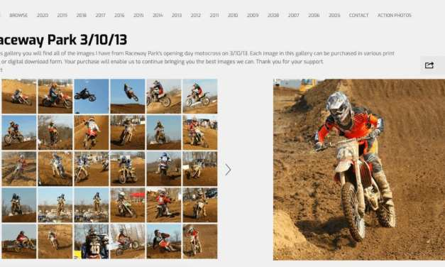 Throwback photo gallery – Raceway Park 3/10/13