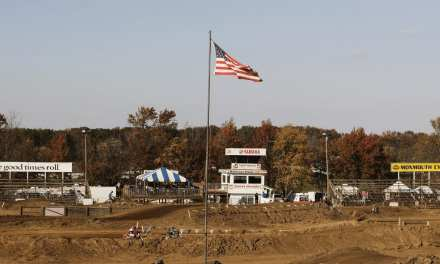 NJ motocross Results from 2006