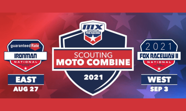MX Sports Pro Racing Introduces Scouting Moto Combine for Lucas Oil Pro Motocross Championship