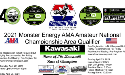 Raceway Park Loretta Lynn Qualifier this Weekend