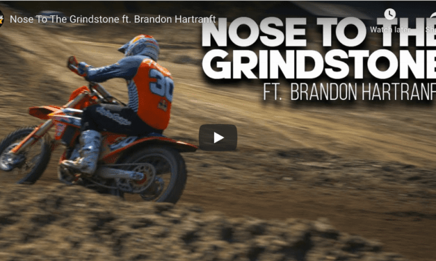 Brandon Hartranft VitalMX Video