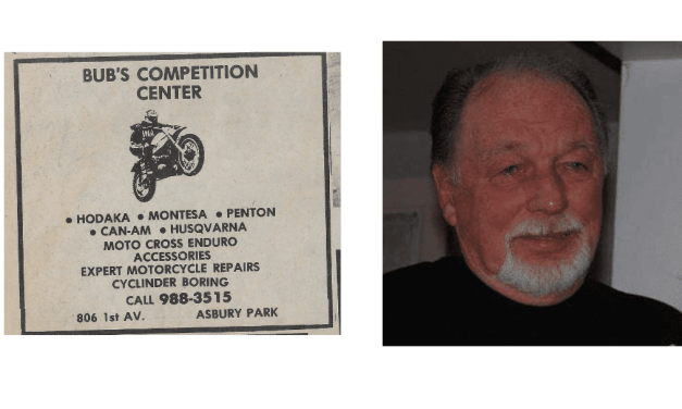 Rest in Peace – Bob Evans