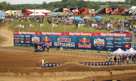 National Coverage – High Point Round 3 – Recap