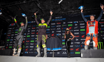 National Coverage – Indy SX – Round 4
