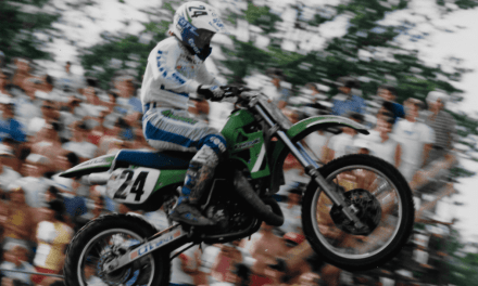 """Fly Racing Racer X Podcast – """"Bullet"""" Billy Liles"""