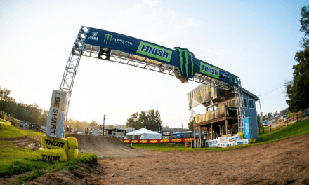 Opening Motos Continue on Day 2 at Monster Energy AMA Amateur National Motocross Championship