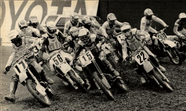 Meadowlands SX – 1987
