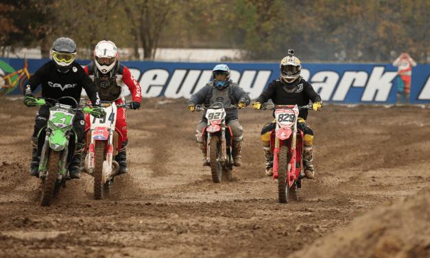 Raceway Park Motocross Results – 11/1/2020