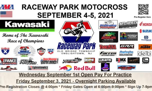 Raceway Park – This Weekend