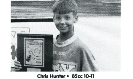 Tucker Rocky Series – 1993 Class Champions