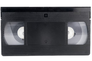 VHS tape transfer to dvd or digital video file