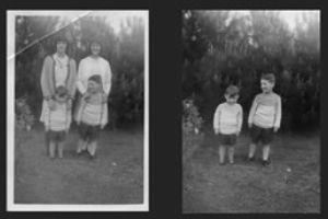 photo editing photo restoration dublin