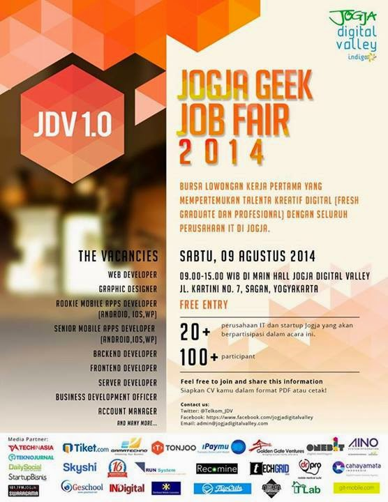 jogja-geek-job-fair-2014