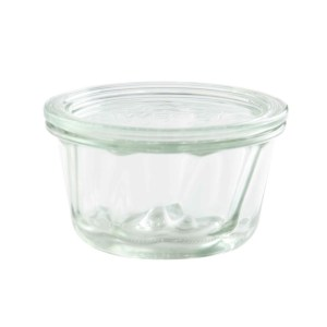 Weck 280ml special pudding form