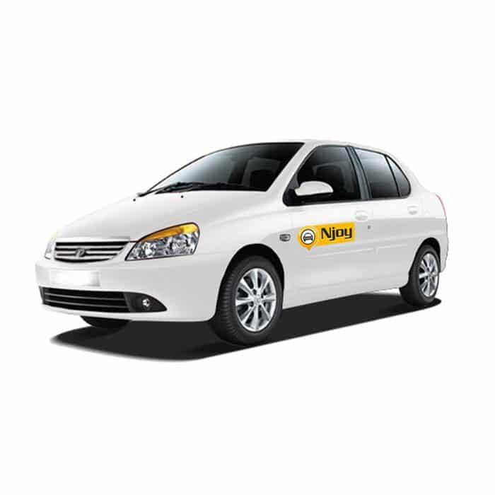 Sedan Taxi Cab