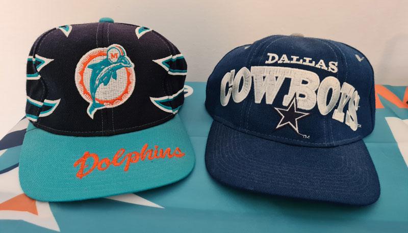 dolphinscowboyscaps
