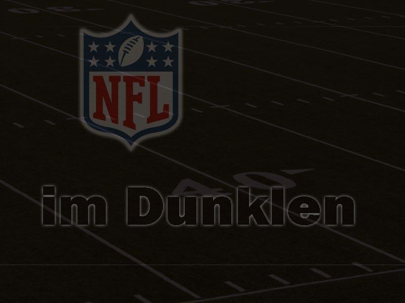 NFL im Dunklen