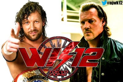 NJPW In The Tokyo Dome - January Huge matches announced for Wrestle Kingdom 12! Alpha versus Omega in the ultimate dream match![WK12]   NEW JAPAN PRO-WRESTLING