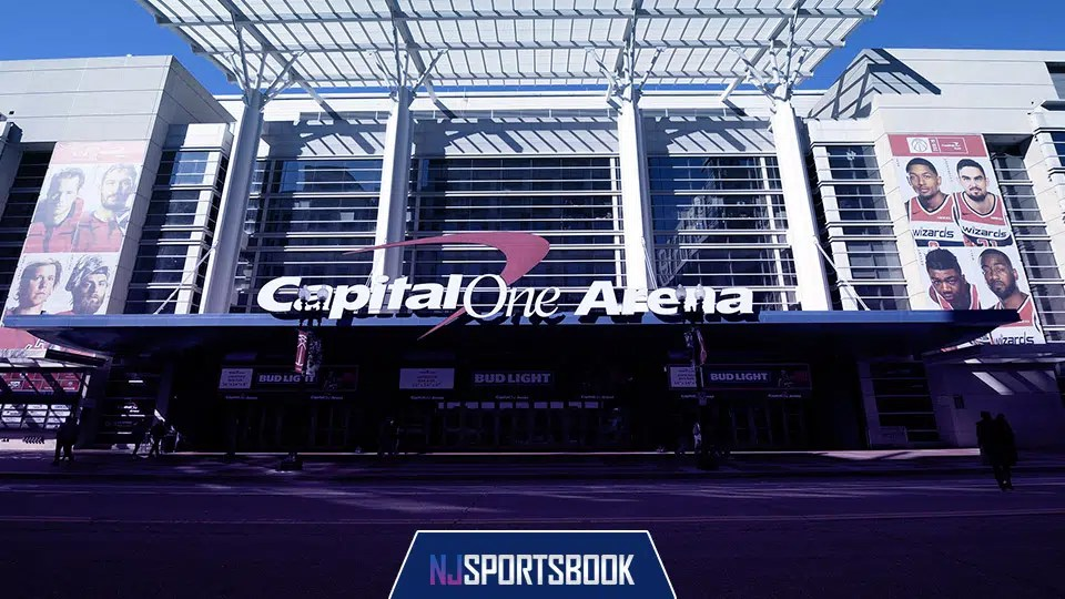 Capital One Arena ready for live sports and sports betting