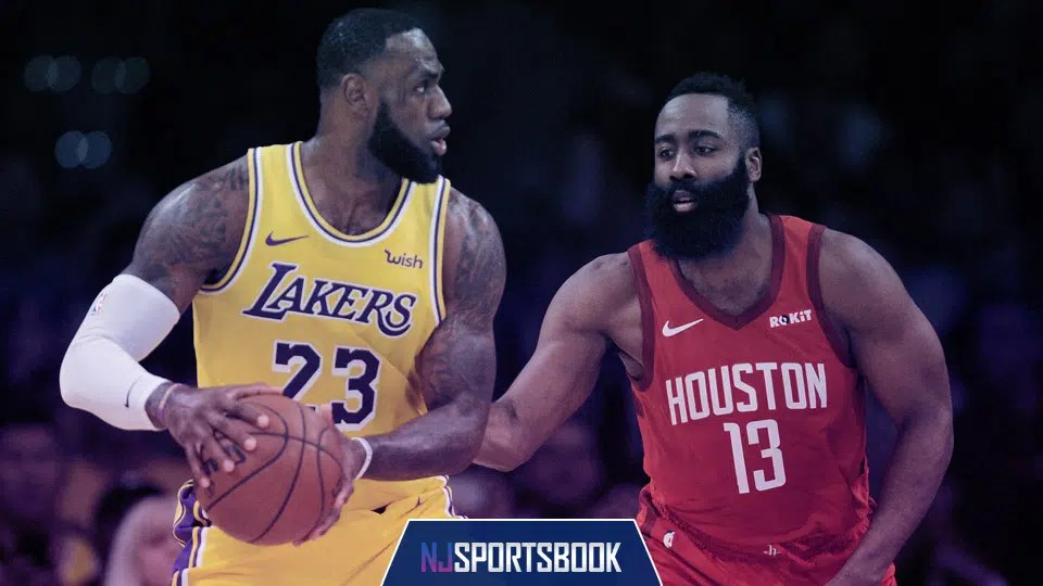 The Los Angeles Lakers take on the Houston Rockets in Game 4 of their playoff series on Thursday night.