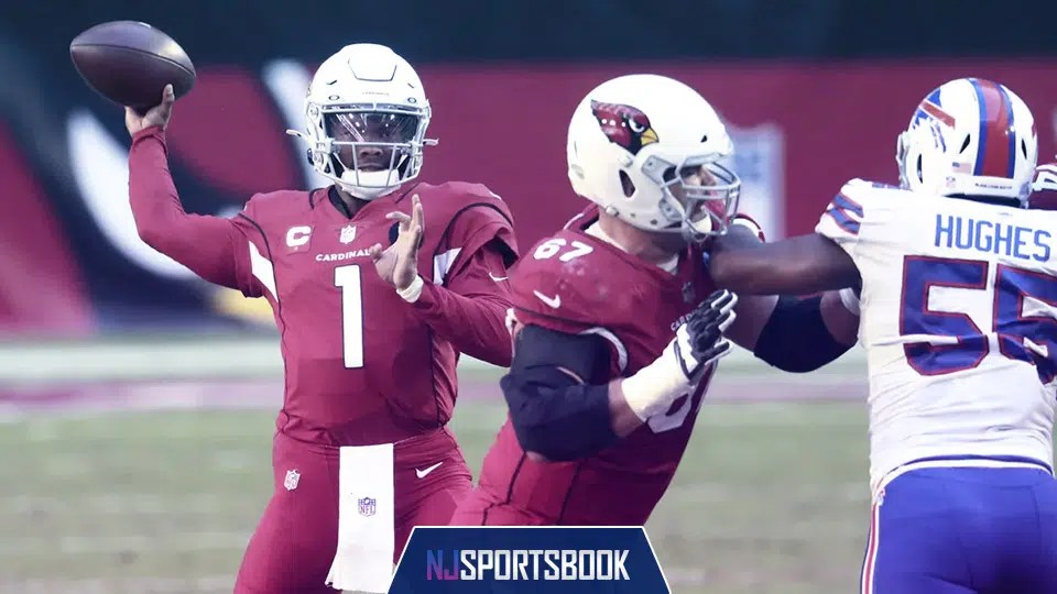 The Buffalo Bills take on the Arizona Cardinals in a battle of playoff contenders on Sunday.