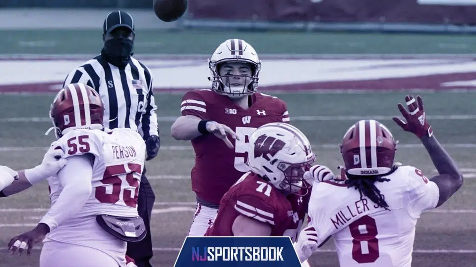 The Indiana Hoosiers face the Wisconsin Badgers in a key Big Ten contest on Saturday.