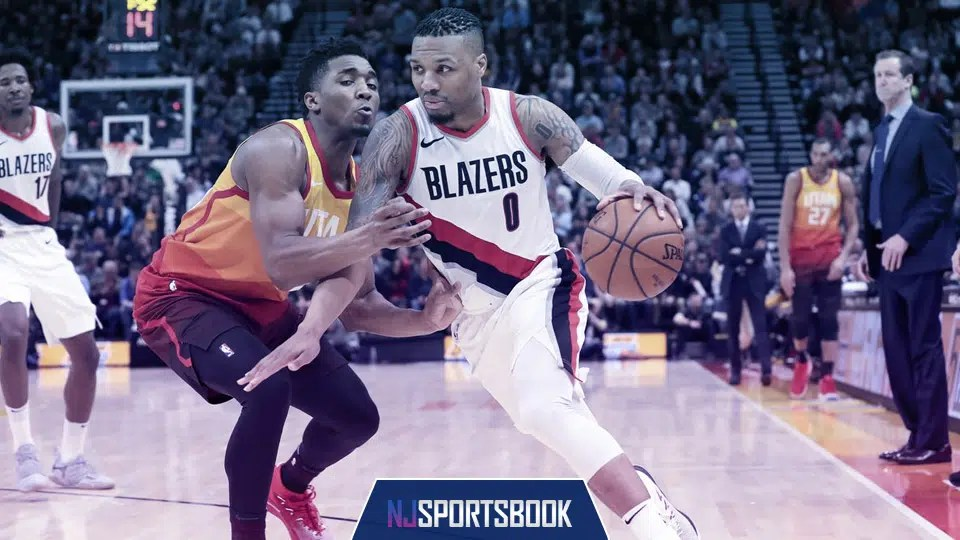 The Utah Jazz visit the Portland Trail Blazers on Wednesday night in the season opener for both teams.