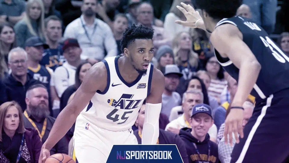The Brooklyn Nets host the Utah Jazz on Tuesday in a battle of potential title contenders.