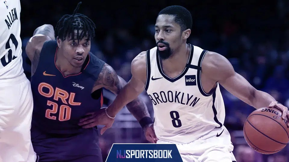 The Orlando Magic visit the Brooklyn Nets for a Saturday night contest.