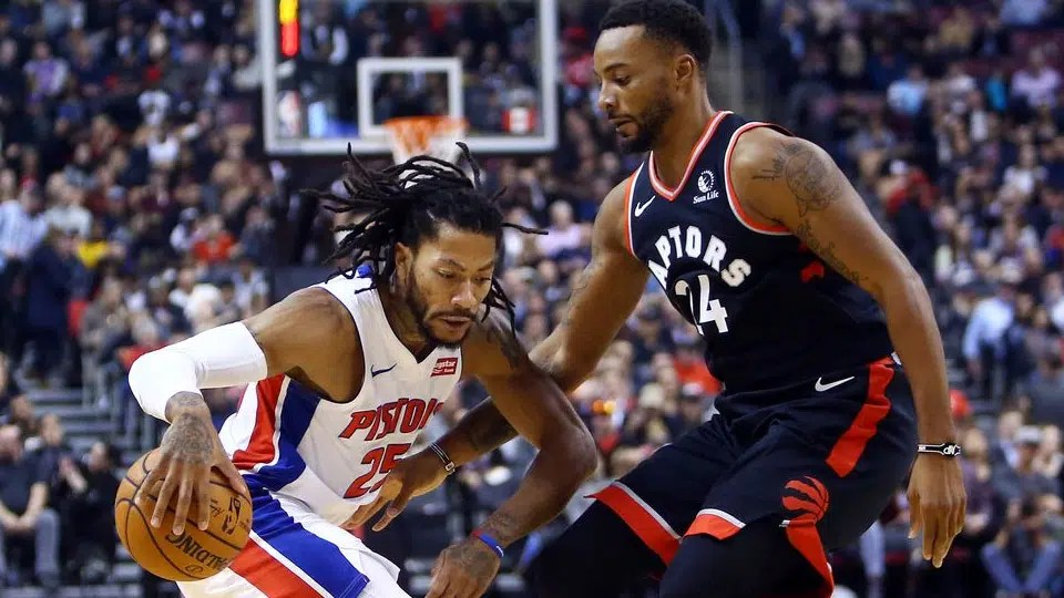 The Toronto Raptors look to pick up a road win when they visit the Detroit Pistons for a Wednesday night clash.