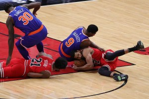 Bulls Knicks