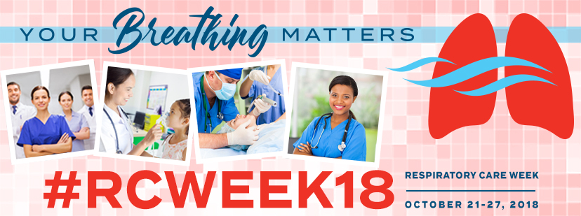 Your Breathing Matters - RC Week 2018