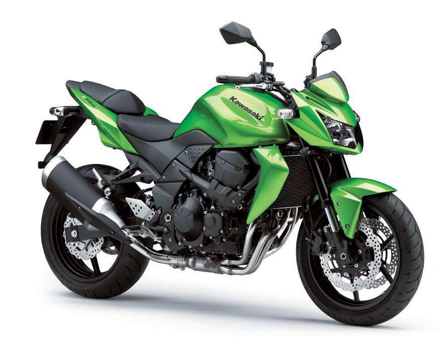 Kawasaki Z750 Z 04 09 Dijelovi