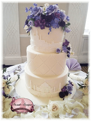Our wedding cake could not have been any better      Reviews of     Our wedding cake could not have been any better