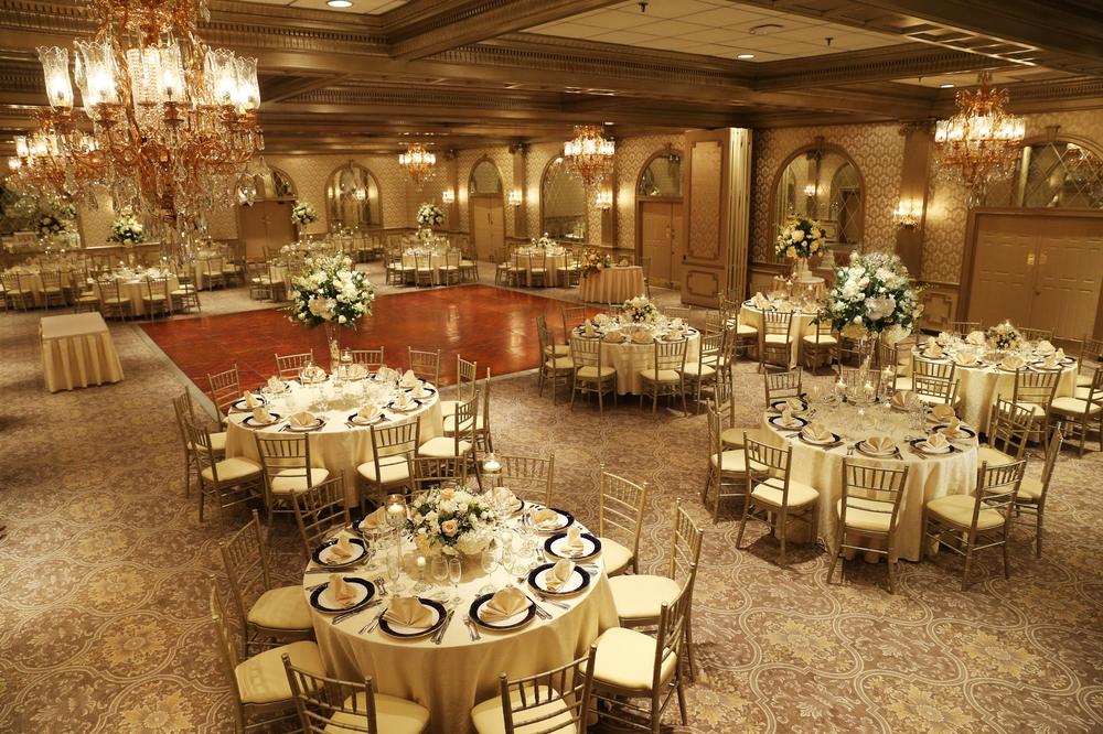 The Glynallyn Ballroom At The Madison Hotel Morristown NJ