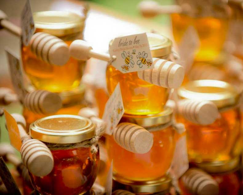 EM Wedding Favors Tinton Falls NJ Honey Favor Jars