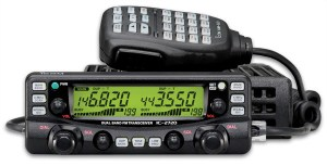 Review of Icom IC-2720H VHF/UHF Mobile Transceiver